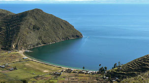 Lago Titicaca, Isla del Sol