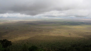 Ngorongoro Crater, Ngorongoro National Park