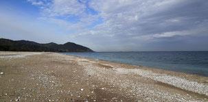 Cirali Beach, Strand von Cirali