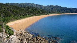 Abel Tasman National Park, Tasman Bay