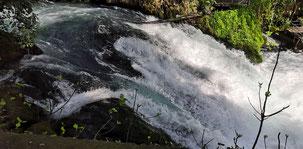 Upper Duden Falls, Obere Düden Wasserfälle, Antalya