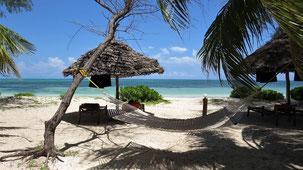Sansibar Beach