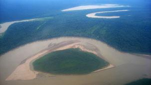 Rio alto Beni, Rurrenabaque