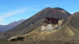Tongariro National Park, Ngauruhoe