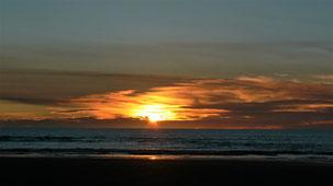 Cape Palliser, Sundown