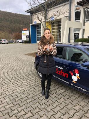 Sabrina Spielmann, 22.12.17 Wertheim