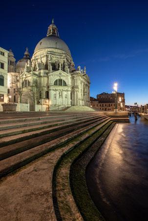 Städtereise Venedig - Basilica di Santa Maria della Salute