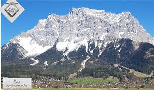 Zugspitze My Mountain Bergschmuck