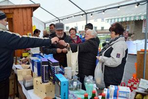 Bild: Teichler Wünschendorf Hänsels Weihnachtsmarkt 2015