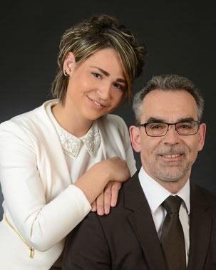 Celina und Gerrit Maier