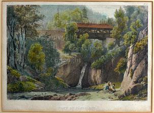 Nr.2185  Pont Du Ränggloch (LU)