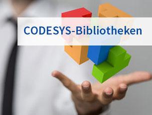 CODESYS Bibliotheken