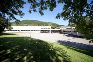 Außenansicht Businesspark Mühlhausen