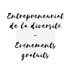 Image article blogue entrepreneuriat de la diversité travailleur autonome