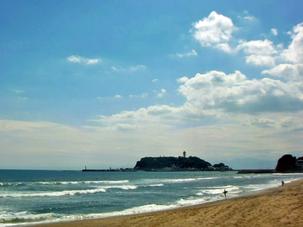 江島神社は江ノ島にある