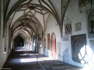 Kreuzgang, Dom Augsburg