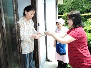 一関市食生活改善推進員協議会藤沢支部 藤沢 ふれあい一皿運動