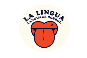 シドニー La Lingua Language School Logo