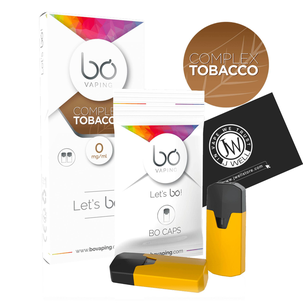 COMPLEX TOBACCO BO VAPING