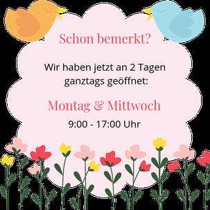 Frühlingsware Second-Hand für Damen und Kinder bei Babalu in Starnberg-Söcking