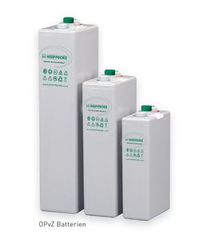 OPvZ Batterien Solaranlagen Stromspeicher SOLARA