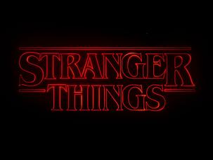 Personnalisation du générique de la série Stranger Things - personnalisable
