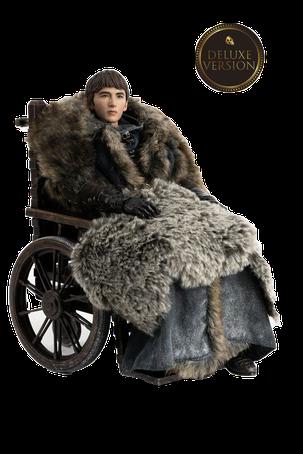 Actionfigur 1/6 Limited Edition,Game of Thrones, Threezero,Bran Stark,Deluxe Version