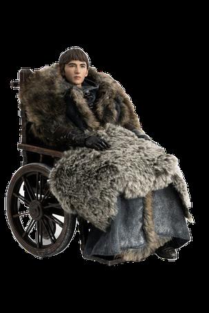 Actionfigur 1/6 Limited Edition,Game of Thrones, Threezero,Bran Stark