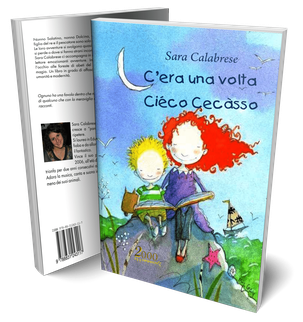 Cièco Cecàsso, una raccolta di fiabe di Sara Calabrese