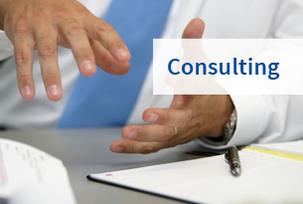 Consulting + Beratung