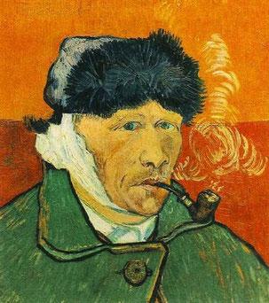 Galerie Time Lesung mit Hans Theurer aus den Briefen von Vincent van Gogh und seinem Bruder Theo