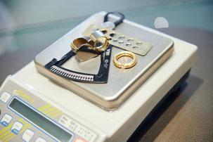 """Ankauf von Schmuk bei de Loewe """"der etwas andere Juwelier"""""""