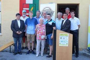 40 Jahre TT in Sierndorf am 14. Juni 2019 - das Fest