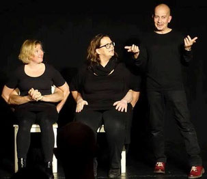 Improvisationstheater Kurs Workshop Improtheater Brandenburg Eos