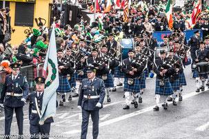 Parade à Dublin, 2013