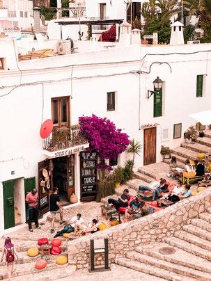 S'Escalinata Restaurant Ibiza