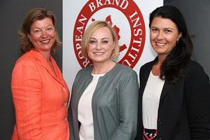 Women Leadership 2014_Anett Hanck, Hanusch-Linser, Renate Altenhofer