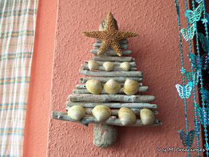arbol de navidad, maderasdelmar.com, madera de mar