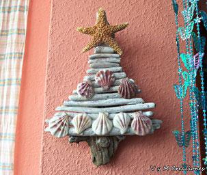 maderasdelmar.com, maderas del mar, arbol navidad