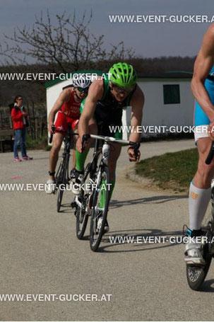 Hannes besticht auch schon am Rad mit guter Form (c by www.pictrs.com)