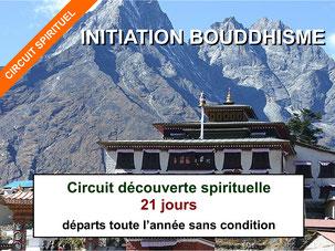 retraite spirituelle népal - circuit spirituel népal - méditation monastère