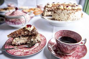 """Kuchen satt und Kaffee ad libitum sind """"Grundlage"""" der jütländischen Kaffeetafeln. Foto: Ulrik Pedersen/VisitDenmark/PR"""