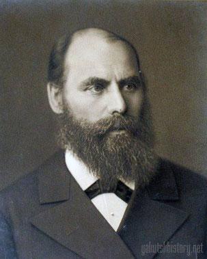 Акепсим Михайлович Кушнарев (1838-1897). Фото из архива М.А. Ечеистовой