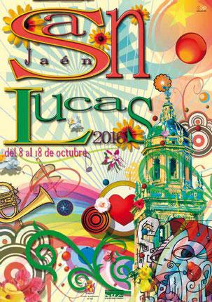 Fiestas en Jaén Feria y Fiestas de San Lucas Programa