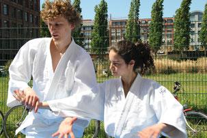 Aikidoschule Berlin Training Anfänger Fortgeschrittene