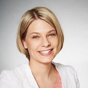 Frühchen-Botschafterin Lena Kamrad