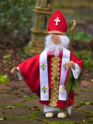 Figur des Nikolaus