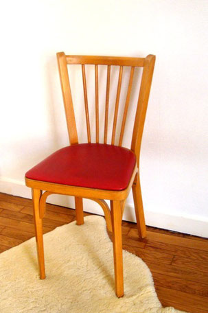 Série de 6 chaises Baumann