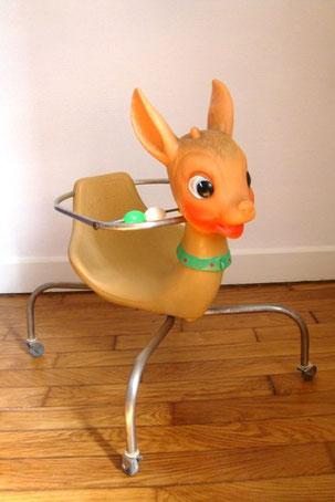 Youpala / trotteur bambi de marque Canova