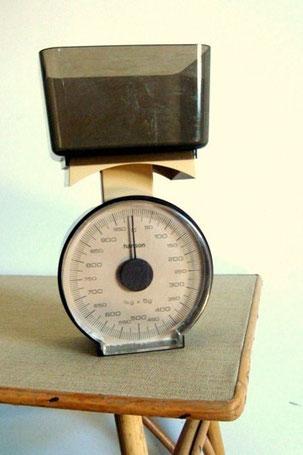Balance alimentaire 1 kg